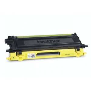 BROTHER TN130/TN135 AMARILLO CARTUCHO DE TONER GENERICO