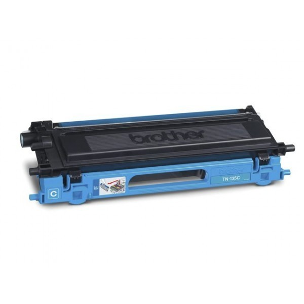 BROTHER TN130/TN135 CYAN CARTUCHO DE TONER GENERICO