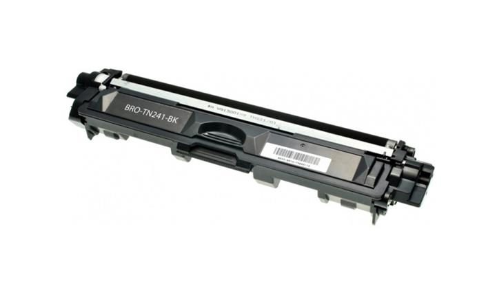 BROTHER TN241/TN242 NEGRO CARTUCHO DE TONER GENERICO TN-241BK/TN-242BK